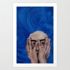 altruistic yet egoistic Art Print