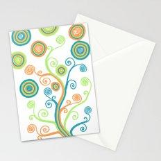 Glow Tree Stationery Cards