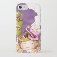 neverland iPhone & iPod Cases featuring Neverland by Eunice Ng