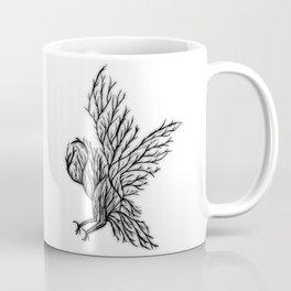 Owl Branches Coffee Mug