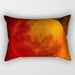 Blutmond Rectangular Pillow