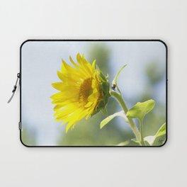 Ladybug and it's Sunflower Laptop Sleeve
