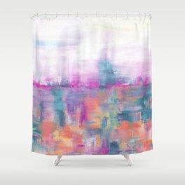 Improvisation 50 Shower Curtain