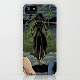 The Blair Witch iPhone Case