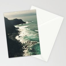 Cliffs of Maui Stationery Cards