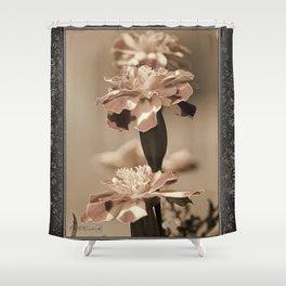French Marigold named Durango Bolero Shower Curtain