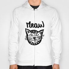 CAT MEAW FACE Hoody