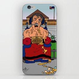 Rocky Balboa iPhone Skin