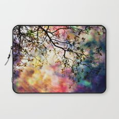 the Tree of Many Colors Laptop Sleeve