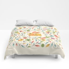 Spring in Bloom Comforters