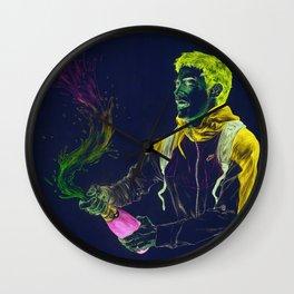 Eric Wall Clock