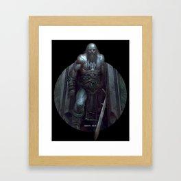Iron Age#2 Framed Art Print