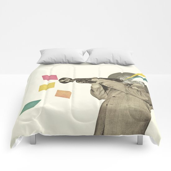 Blue Note Comforters