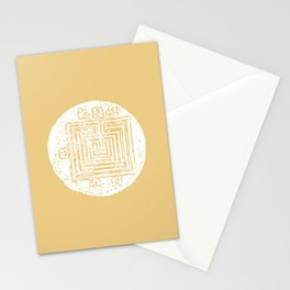 The Labyrinth Stationery Cards