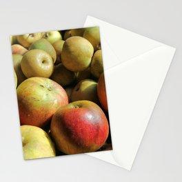 Autumn Apple Harvest Stationery Cards