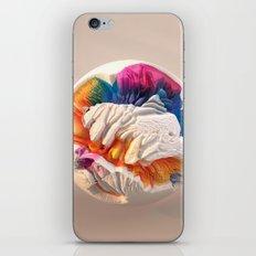 ACRYLIC BALL II // 3D ABSTRACT iPhone & iPod Skin