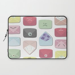Love Letters Laptop Sleeve