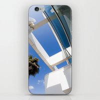 architecture iPhone & iPod Skins featuring Architecture by GF Fine Art Photography