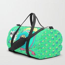 Not a Teenage Mutant Ninja Turtle Duffle Bag