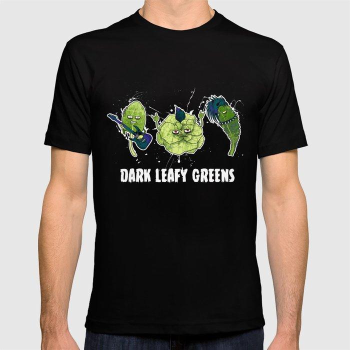 Dark Leafy Greens T-shirt