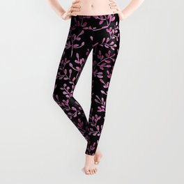 Ramitas Pink&black Leggings