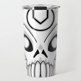 Chaos Skull Travel Mug