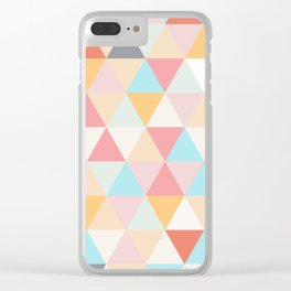 Because, Color Clear iPhone Case
