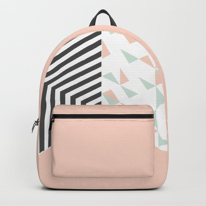 Pink Room #society6 #decor #buyart Backpack