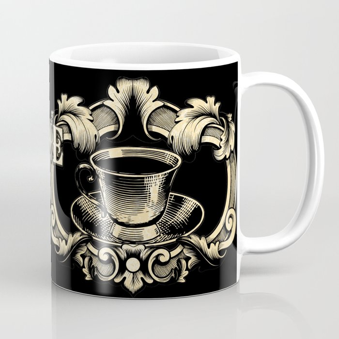 For the love of Caffeine Coffee Mug