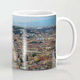 Napoli view Coffee Mug