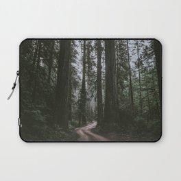 Redwoods Road Laptop Sleeve