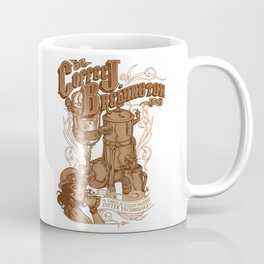 Sir Coffee J. Brewington Esquire Coffee Mug