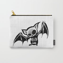 Skeleton bat Carry-All Pouch