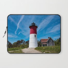 Nauset Lighthouse- Cape Cod, Massachusetts Laptop Sleeve