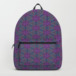 Purple Beads Backpack