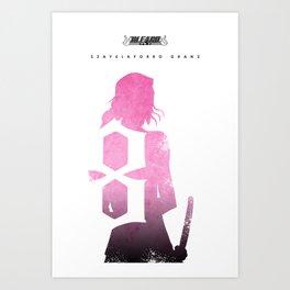 Espada #8 Szayelaporro Granz Art Print