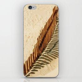 Bolonia beach iPhone Skin