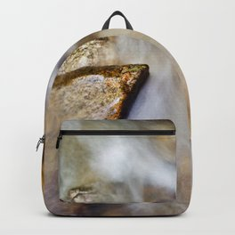 In the mood of zen iv Backpack