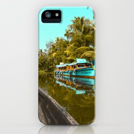 India's Reflection iPhone Case