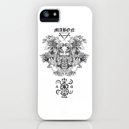 Mabon the Forest's Spirit iPhone Case