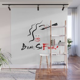Beat so Fresh Wall Mural