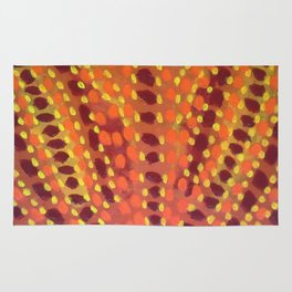 Fire and Flames Rug