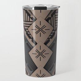 UrbanNesian V Tatau Design Travel Mug