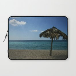 Caribean beach Laptop Sleeve