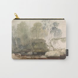 """J.M.W. Turner """"On the Washburn: A Study"""" Carry-All Pouch"""