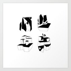 ---- Art Print