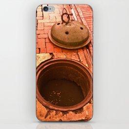 SEWER FILTH iPhone Skin