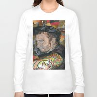 patrick Long Sleeve T-shirts featuring patrick by rAr : Art by Robyn Ashley Rosner