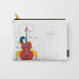 Cellist Carry-All Pouch