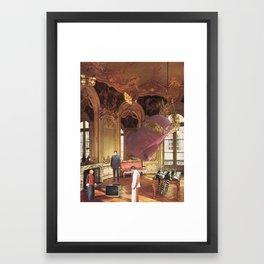 Hôtel Soubise Framed Art Print